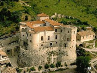 Castello Pandone, Venafro (IS)