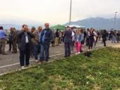 Matese: proteste contro le centrali biomasse